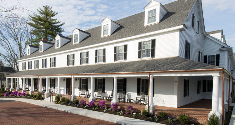 New Groton Inn Rises From The Ashes