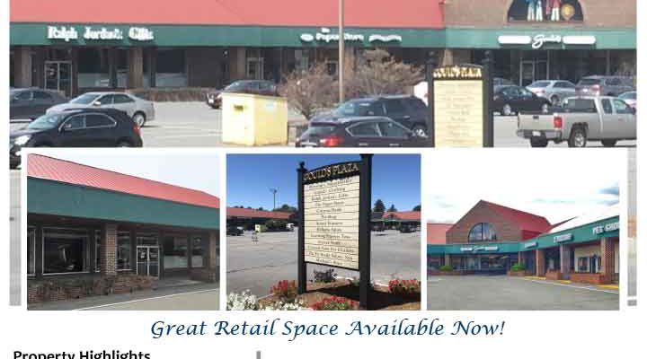 Gould's Plaza - 254 Great Road, Acton, MA