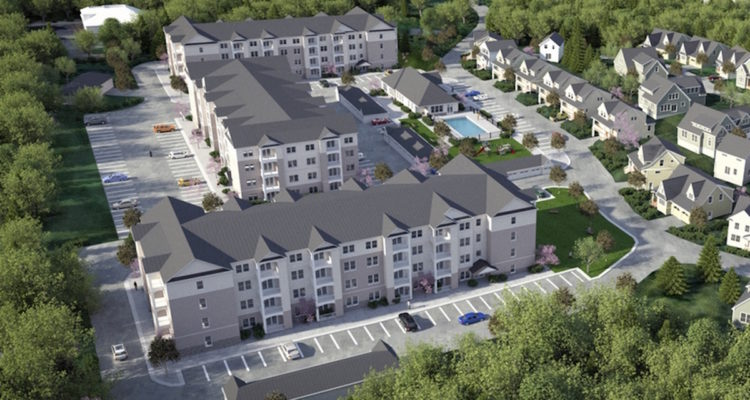TH Goes For Village Green; Pays Omni $38.3M For 144 Littleton Apartments Via JLL