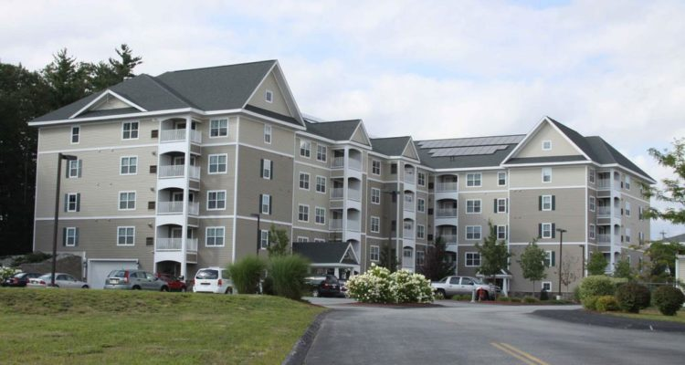 CBRE Sells Tewksbury Complex For $10 Million