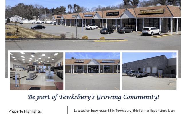 1768 Main Street Tewksbury, MA 01876